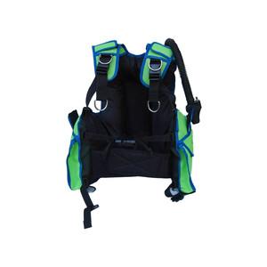 FreeShark Personalizzato Scubalibre Jacket Verde
