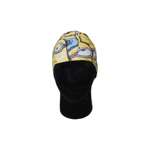 Arena Minions FANTASIA JR Silicone Cap Yellow Single