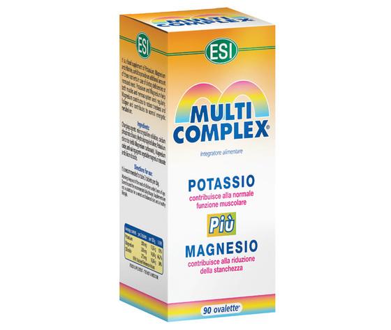 MULTICOMPLEX® POTASSIO+MAGNESIO