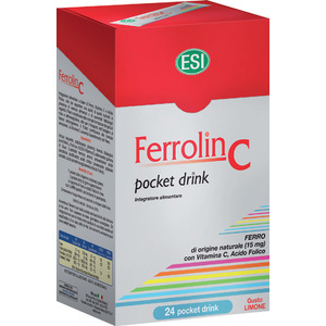 FERROLIN C® POCKET DRINK®
