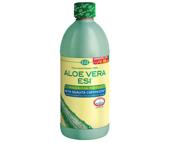 ALOE VERA SUCCO MASSIMA FORZA 1000 ml