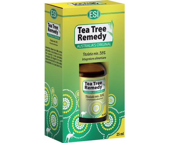 TEA TREE REMEDY® OIL 25 ml
