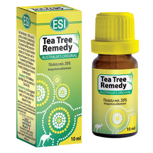 TEA TREE REMEDY® OIL 10 ml