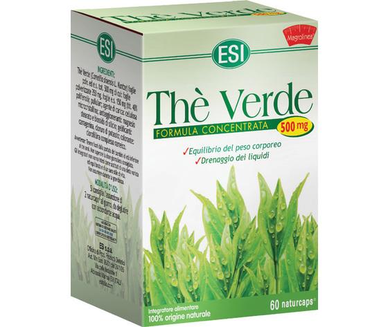 THÈ VERDE 500 mg