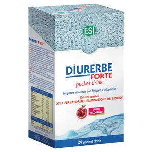 DIURERBE® FORTE POCKET DRINK® MELOGRANO