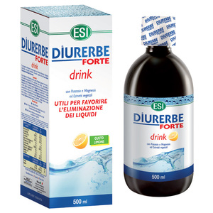 DIURERBE® FORTE DRINK LIMONE