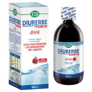DIURERBE® FORTE DRINK MELOGRANO