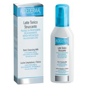 ALOEDERMAL® LATTE TONICO STRUCCANTE