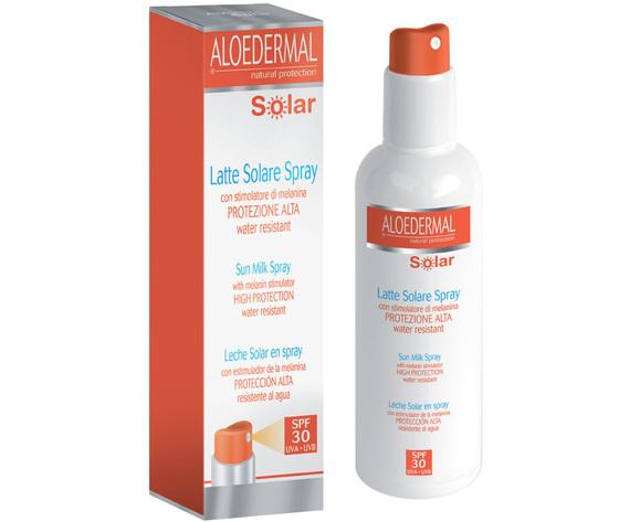 ALOEDERMAL® SOLAR LATTE SPF 30