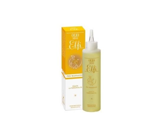 Olio Massaggio Elfi - 150 ml - Erboristeria Magentina