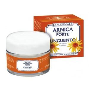 Unguento Arnica Forte - 50 ml - Erboristeria Magentina