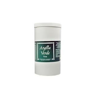Argilla Verde Fine - 1 kg - Erboristeria Magentina