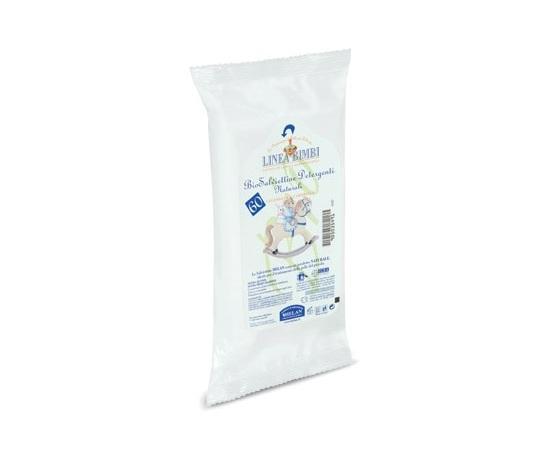 Bio Salviettine detergenti naturali - 60 pz - Helan