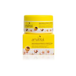 Maschera nutriente e protettiva - 300 ml - Oficine Clemàn