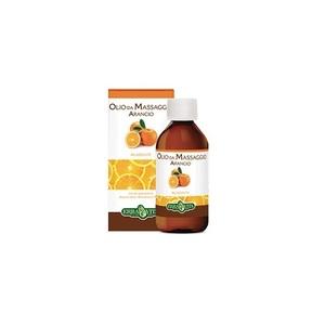 Olio da massaggio all'arancio - 250 ml - Erba vita