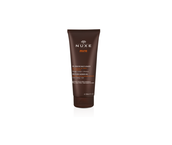 Gel Douche Multi-Usages NUXE Men Tubo 200 ml - NUXE