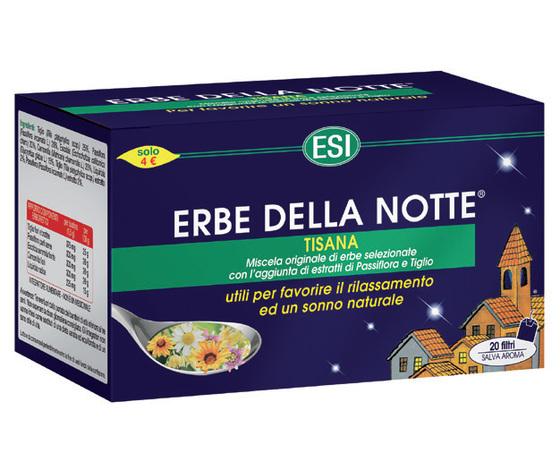 ERBE DELLA NOTTE® TISANA