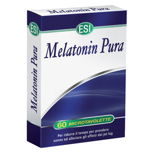 MELATONIN PURA 60