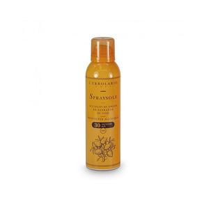 Spraysole con olio di Argan ed estratto di goji - SPF 30 - 150 ml - L'erbolario