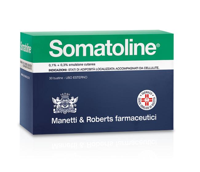 Somatoline® Bustine
