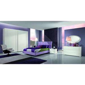 Camera Vanity Composizione 01 frassinato bianco