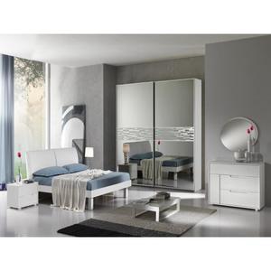 Camera Miluna composizione 21 frassinato bianco