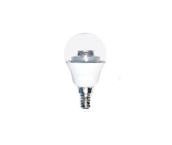 Lampada Led E14 6W trasparente Warm White/luce calda 3000K
