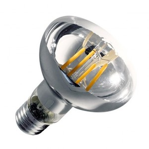 Lampada Led R80 filamento dimmerabile
