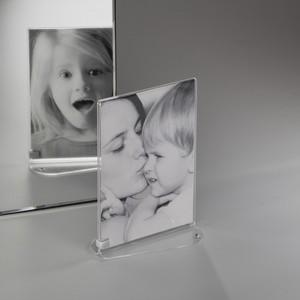 Portafoto in plexiglass Vesta Stras