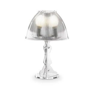 Lampada da tavolo in plexiglass Vesta Lady