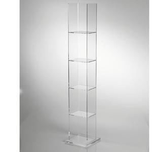 Libreria in plexiglass Vesta Basic