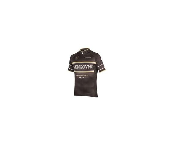 GLENGOINE WHISKY JERSEY FRONT NERO