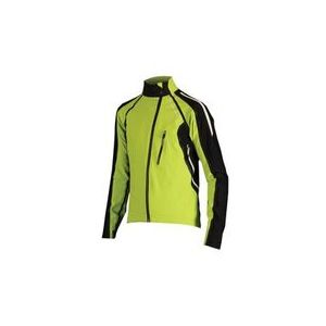 EQUIPE EXO SOFTSHELL JACKET FRONT VERDE