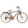 Retro6vu nero opaco biciclettezecchini