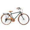 Retro6vu verde inglese biciclettezecchini