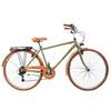 Retro6vu verde oliva biciclettezecchini