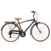 Vintage6vu nero opaco biciclettezecchini