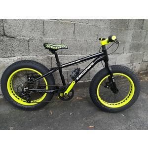 fat bike zecchini modello brutos