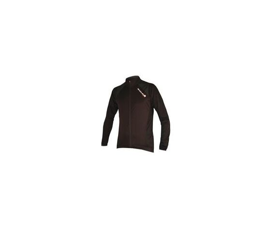 MTR WINDPROOF JERSEY L/S FRONT NERO