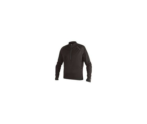 XTRACT L/S JERSEY FRONT NERO