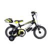 Vrt12 nero giallofluo biciclettezecchini