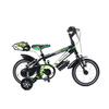Vrt12 nero verdefluo biciclettezecchini