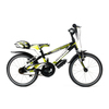 Vrt16 nero giallofluo biciclettezecchini