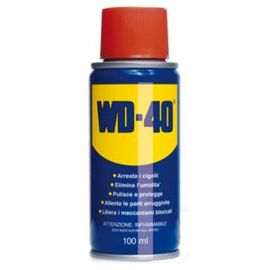 WD-40 PRODOTTO MULTIFUNZIONE 100ML_ZECCHINIBICICLETTE