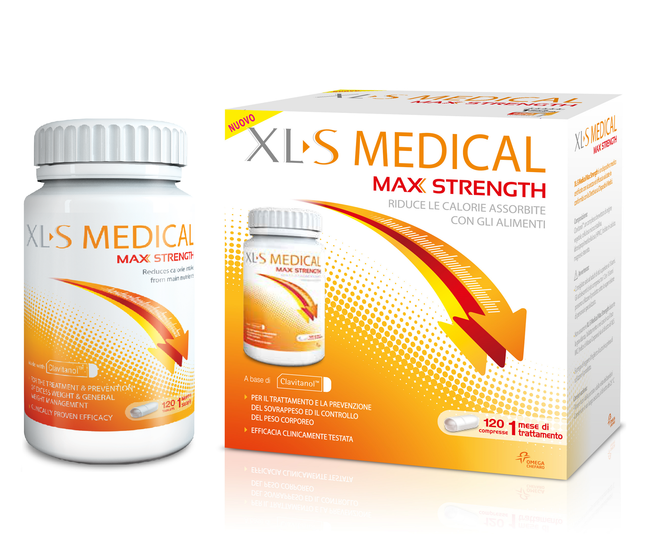 XLS MEDICAL MAX STRENGTH CPR