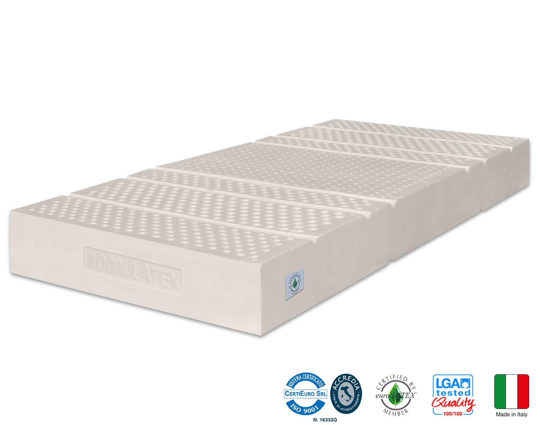 Materasso lattice prezzi rete with materasso lattice for Costo del garage singolo