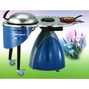 Barbecue Venere con fornello laterale