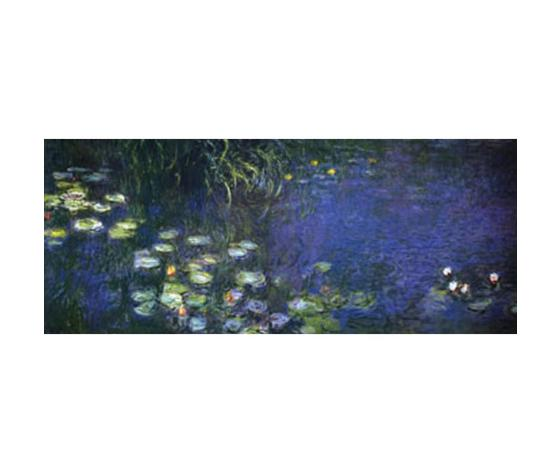 Thermoquadro CLAUDE MONET - NINFEE