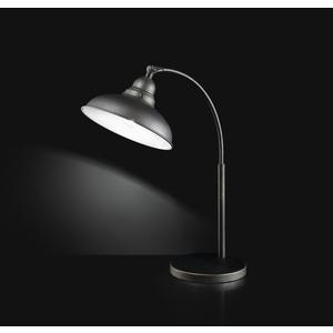 Perenz Lumetto in metallo verniciato colore nero anticato L40 x H47 CM cod.6038