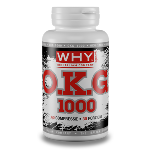 OKG 1000 60 cpr WHY SPORT